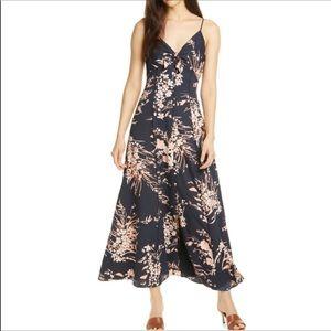 NWT Joie Almona Floral Maxi Dress